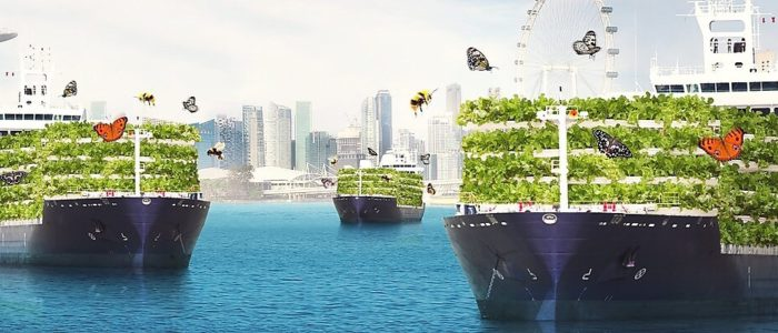 Singapore ship